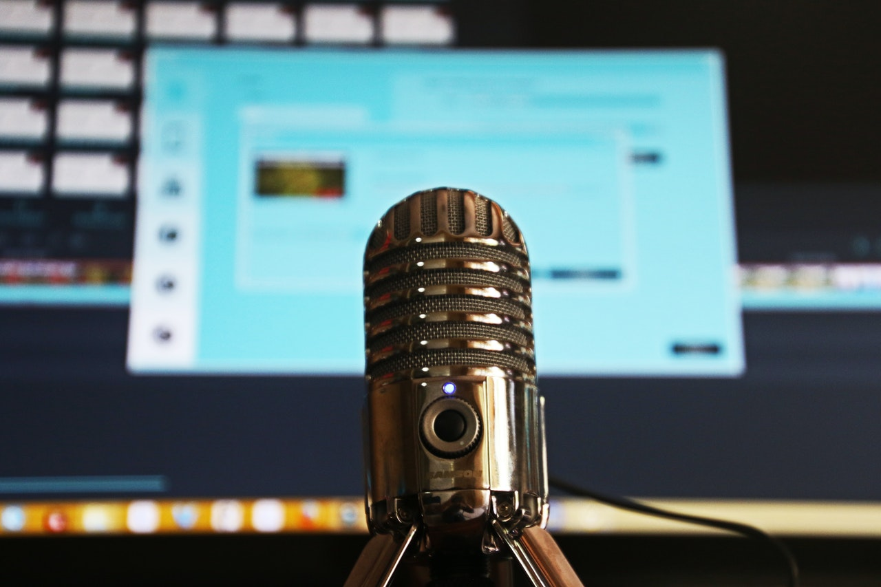 Kamerka i mikrofon
